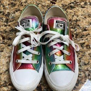 Rainbow Converse All Stars